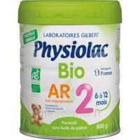 Physiolac Bio Ar 2 à POITIERS