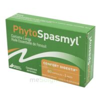 Phytospasmyl Caps B/60 à POITIERS