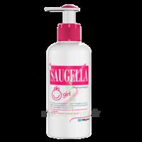 Saugella Girl Savon Liquide Hygiène Intime Fl Pompe/200ml à POITIERS