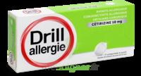 Drill 10 Mg Comprimés à Sucer Allergie Cétirizine Plq/7 à POITIERS