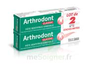 Pierre Fabre Oral Care Arthrodont Dentifrice Classic Lot De 2 75ml à POITIERS