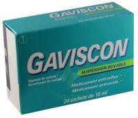 GAVISCON, suspension buvable en sachet à POITIERS