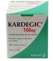 KARDEGIC 160 mg, poudre pour solution buvable en sachet à POITIERS