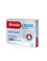 RENNIELIQUO SANS SUCRE, suspension buvable édulcorée à la saccharine sodique en sachet-dose à POITIERS