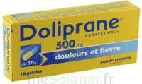 DOLIPRANE 500 mg Gélules B/16 à POITIERS
