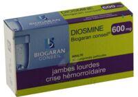 DIOSMINE BIOGARAN CONSEIL 600 mg, comprimé pelliculé à POITIERS