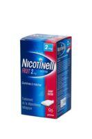 NICOTINELL FRUIT 2 mg SANS SUCRE, gomme à mâcher médicamenteuse P/96 à POITIERS