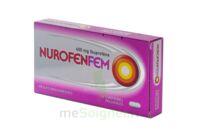 NUROFENFEM 400 mg, comprimé pelliculé à POITIERS