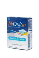 NIQUITIN 7 mg/24 heures, dispositif transdermique B/7 à POITIERS