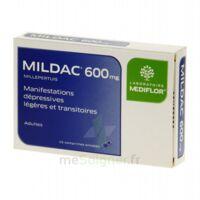 Mildac 600 Mg, Comprimé Enrobé à POITIERS
