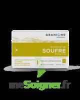 Granions De Soufre 19,5 Mg/2 Ml S Buv 30amp/2ml à POITIERS
