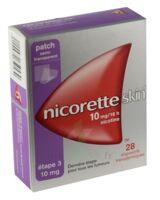 Nicoretteskin 10 mg/16 h Dispositif transdermique B/28 à POITIERS