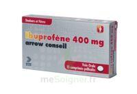 IBUPROFENE ARROW CONSEIL 400 mg, comprimé pelliculé à POITIERS