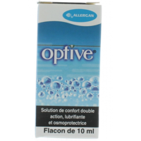 OPTIVE, fl 10 ml à POITIERS