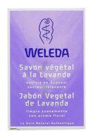 Weleda Savon Végétal à la Lavande 100 g à POITIERS