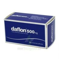 DAFLON 500 mg Cpr pell Plq/120 à POITIERS