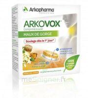 Arkovox Comprimés à sucer miel citron B/20 à POITIERS