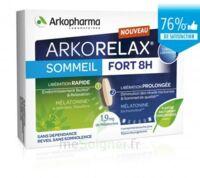 Arkorelax Sommeil Fort 8H Comprimés B/15 à POITIERS