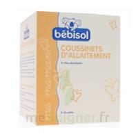 Bébisol Coussinets d'allaitement jetables ultra-absorbants / Boîte de 30 à POITIERS