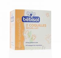 Bébisol Coquilles recueil lait / Boîte de 2 à POITIERS