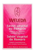 Weleda Savon Végétal au Romarin 100 g à POITIERS
