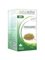NATURACTIVE GELULE FENUGREC, bt 30 à POITIERS