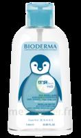 ABCDERM H2O Solution sans rinçage nettoyante bébé Fl pompe/1L à POITIERS