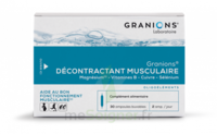 Granions Décontractant Musculaire Solution Buvable 2b/30 Ampoules/2ml à POITIERS