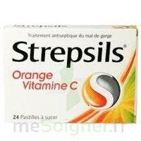 STREPSILS ORANGE VITAMINE C, pastille à POITIERS