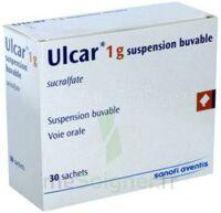 ULCAR 1 g, suspension buvable en sachet à POITIERS