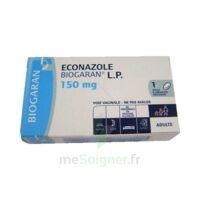 ECONAZOLE BIOGARAN L.P. 150 mg, ovule à libération prolongée à POITIERS