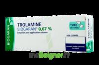 TROLAMINE BIOGARAN 0,67 % Emuls appl cut T/186g à POITIERS
