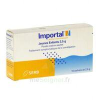 IMPORTAL JEUNES ENFANTS 2,5 g, poudre orale en sachet à POITIERS