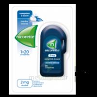 NICORETTE 2 mg Cpr à sucer T/20 à POITIERS