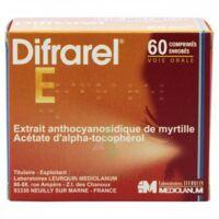 DIFRAREL E, comprimé enrobé Plq/60 à POITIERS
