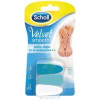Scholl Velvet Smooth Ongles Sublimes kit de remplacement à POITIERS