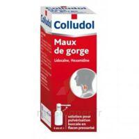 COLLUDOL Solution pour pulvérisation buccale en flacon pressurisé Fl/30 ml + embout buccal à POITIERS