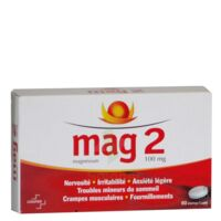 Mag 2 100 Mg, Comprimé  B/120 à POITIERS