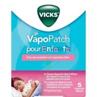 VICKS VAPOPATCH ENFANTS à POITIERS