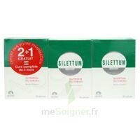 SILETTUM NUTRITION DU CHEVEU 60 X2 + 60 OFFERTES à POITIERS
