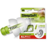 Bouchons D'oreille Sleepsoft Alpine à POITIERS