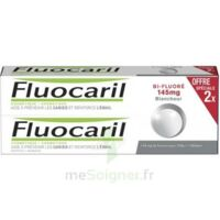 Fluocaril Bi-Fluoré 145 mg Pâte dentifrice blancheur 2*75ml à POITIERS