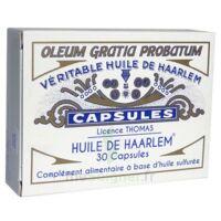 Huile de Haarlem B/30 à POITIERS