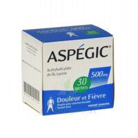 ASPEGIC 500 mg, poudre pour solution buvable en sachet-dose 30 à POITIERS