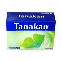TANAKAN 40 mg, comprimé enrobé PVC/alu/90 à POITIERS