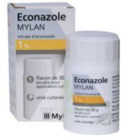 ECONAZOLE MYLAN 1 % Pdr appl cut Fl/30g à POITIERS