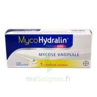 Mycohydralin 500 Mg, Comprimé Vaginal à POITIERS