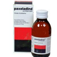 PAXELADINE 0,2 POUR CENT, sirop à POITIERS