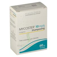 MYCOSTER 10 mg/g, shampooing à POITIERS