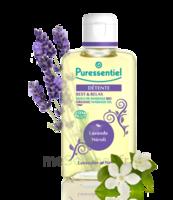Puressentiel Sommeil - détente Huile de massage BIO** Détente - Lavande - Néroli - 100 ml à POITIERS